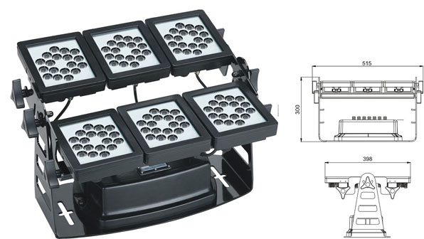 Led dmx işığı,LED divar yuyucusu işığı,SP-F310A-52P, 150W 1, LWW-9-108P, KARNAR INTERNATIONAL GROUP LTD