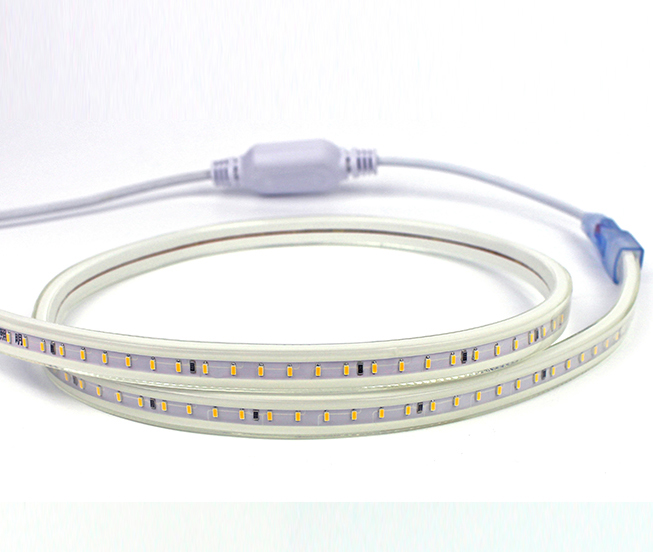 Led drita dmx,rrip fleksibël,110 - 240V AC SMD 3014 LEHTA LED ROPE 3, 3014-120p, KARNAR INTERNATIONAL GROUP LTD