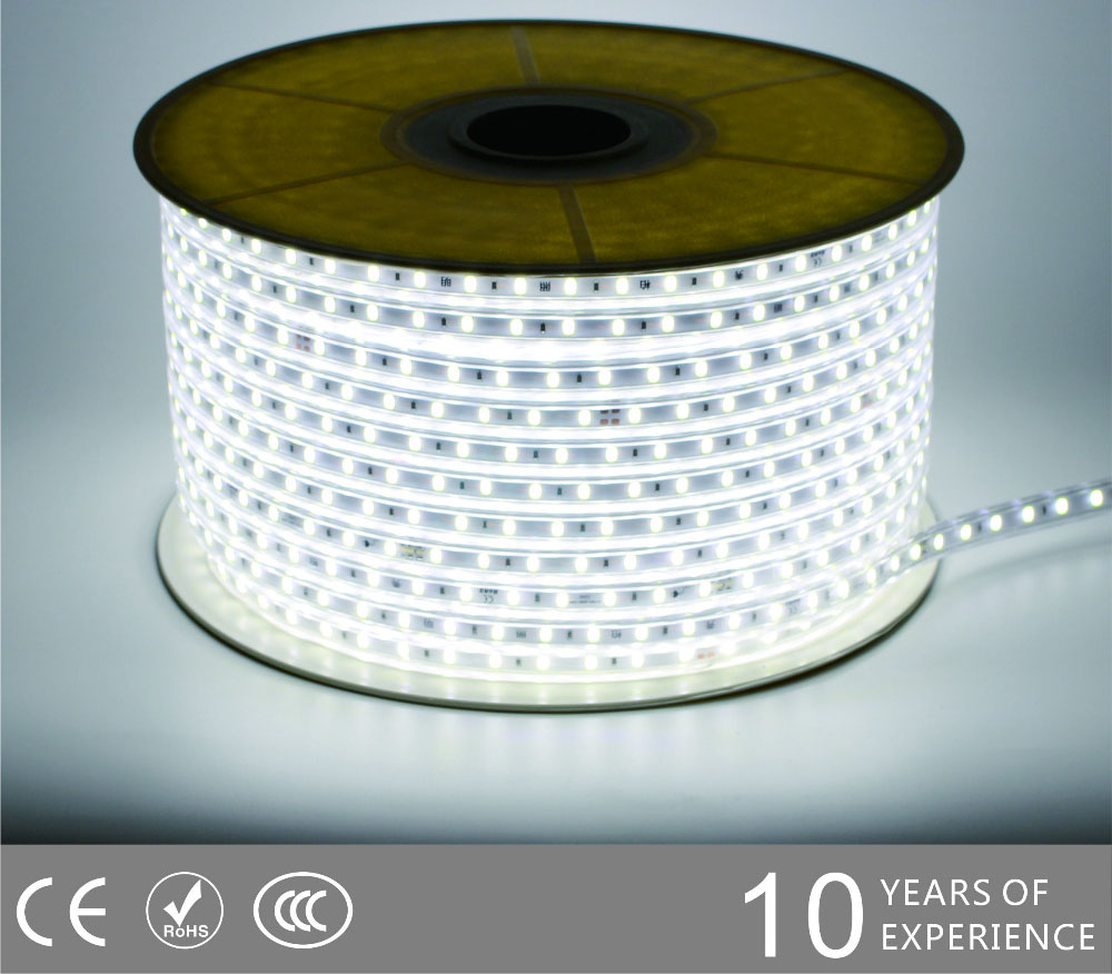 Guangdong udhëhequr fabrikë,të udhëhequr rripin strip,110V AC Nuk ka Wire SMD 5730 LEHTA LED ROPE 2, 5730-smd-Nonwire-Led-Light-Strip-6500k, KARNAR INTERNATIONAL GROUP LTD