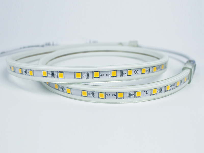 Guangdong udhëhequr fabrikë,LED dritë strip,110 - 240V AC SMD 2835 LEHTA LED ROPE 1, white_fpc, KARNAR INTERNATIONAL GROUP LTD